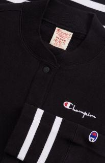 Type Jackets Champion Wmns Longline Reverse Weave Bomber Jacket