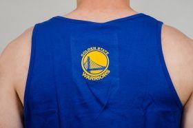 Тениска Mitchell & Ness NBA Golden State Warriors Team Issue Tank Top