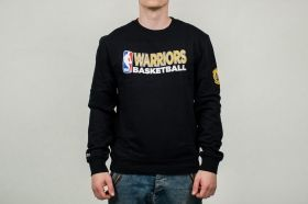 Суичър Mitchell & Ness NBA Golden State Warriors Team Issue Crewneck Sweatshirt