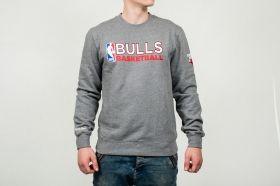 Суичър Mitchell & Ness NBA Chicago Bulls Team Issue Crewneck Sweatshirt
