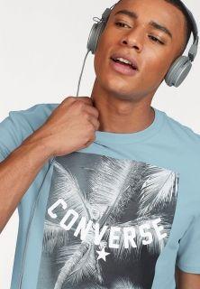 Тениска Converse Palm Tree Photo Tee