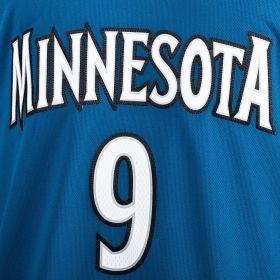 Тениска adidas NBA Ricky Rubio Minnesota Timberwolves Swingman Jersey