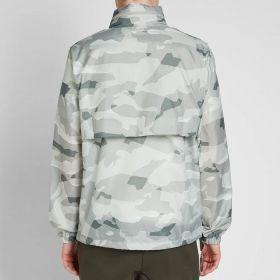 Type Jackets Nike Sportswear Hooded Camo Jacket