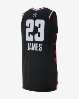 Type Shirts Jordan NBA LeBron James All Star Edition Authentic Connected Jersey