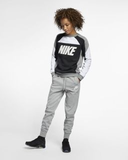 Суичър Nike Wmns Sportswear Fleece Colour Block Crew