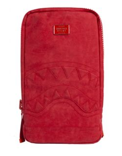 Type Backpacks Sprayground Suede Shark Smartpack Laptop Bag