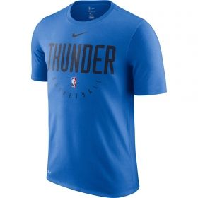 Тениска Nike NBA Oklahoma City Thunder Dri-FIT T-Shirt