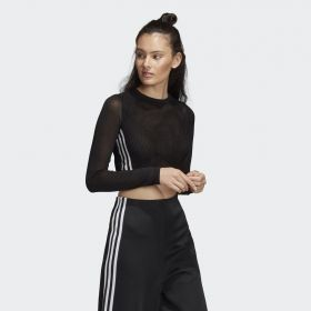 Type Shirts adidas Originals Wmns Long Sleeve Tee