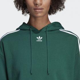 Type Hoodies adidas Originals Wmns Cropped Hoodie