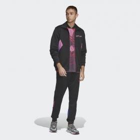 Type Hoodies adidas Originals Degrade Track Jacket