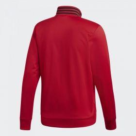 Type Hoodies adidas Manchester United 3 Stripes Track Jacket