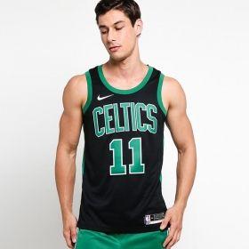 0d319d28d6e НОВ Баскетболен потник Nike NBA Boston Celtics Kyrie Irving Icon Edition  Swingman Jersey