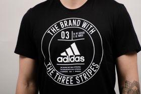 Тениска adidas Badge Tee