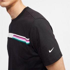 Type Shirts Nike Court Graphic Tennis T-Shirt