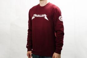Суичър Mitchell & Ness NBA Cleveland Cavaliers Rock Word Mark Crew Sweatshirt