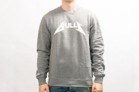 Суичър Mitchell & Ness NBA Chicago Bulls Rock Word Mark Crew Sweatshirt