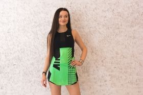 Type Skirts / Dresses Nike Wmns Court Dry Premier Power Dress