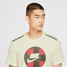 Type Shirts Nike Wild Run Mesh Running Top