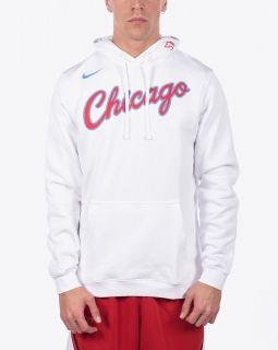Суичър Nike NBA Chicago Bulls City Edition Hoodie