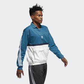 Суичър adidas Originals Drill Pullover Jacket