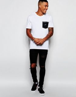 Тениска Nike Reflective Pocket Tee