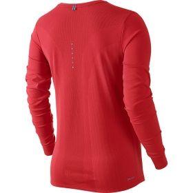 Суичър Nike WMNS Dri-Fit Contour Long Sleeve