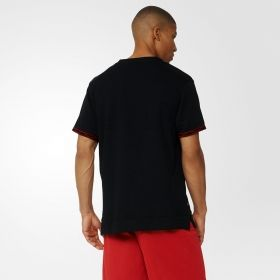 Тениска adidas D Rose Crew Tee