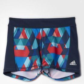 Къси панталони adidas WMNS Techfit 3-Inch Typo Short Tights