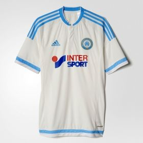 Type Shirts adidas Olympique Marseille Home Replica Jersey