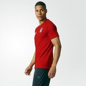 Тениска adidas FC Bayern Anthem Tee