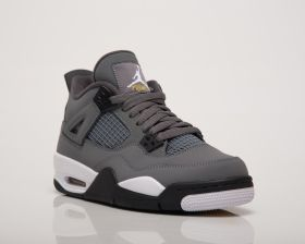 Кецове Air Jordan 4 Retro GS Cool Grey