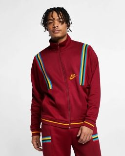 Type Hoodies Nike Sportswear French Terry Jacket