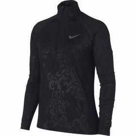 Type Shirts Nike Wmns Royal Training Warm Top